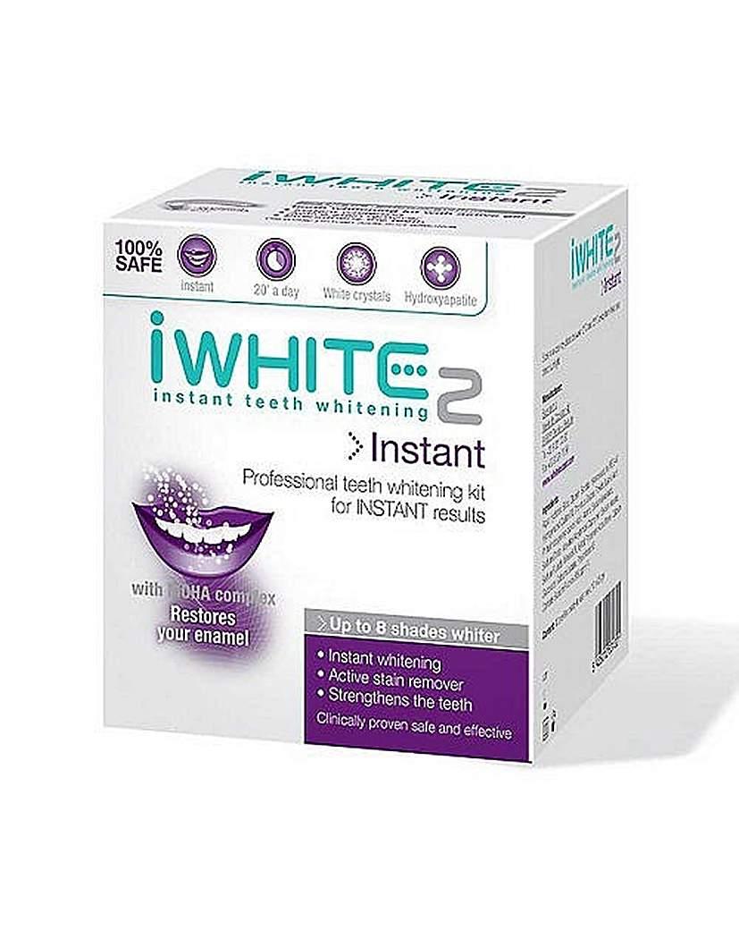 iWHITE iWhite 2 Instant Teeth Whitening