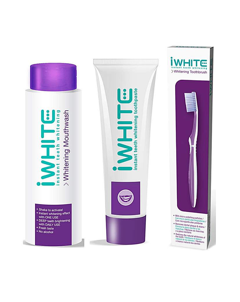 iWHITE iWhite Teeth Whitening Set