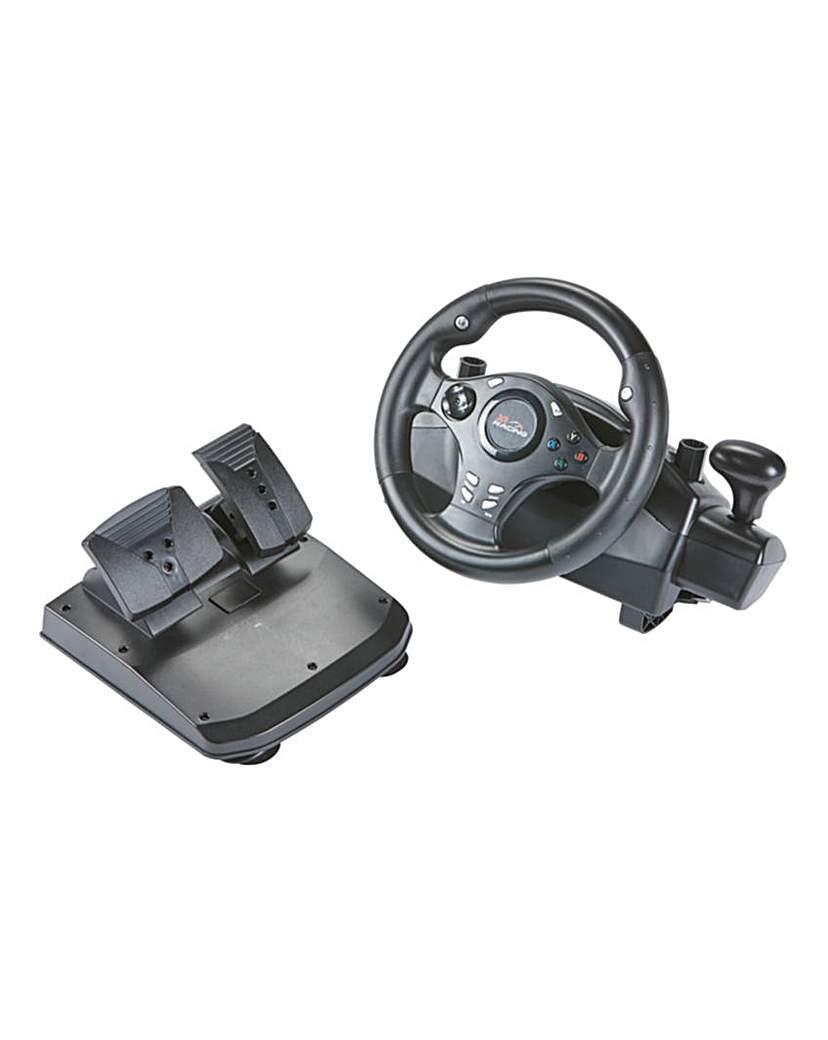 X Rocker XR Steering Wheel