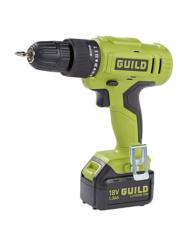 Guild 1.3AH Drill Driver