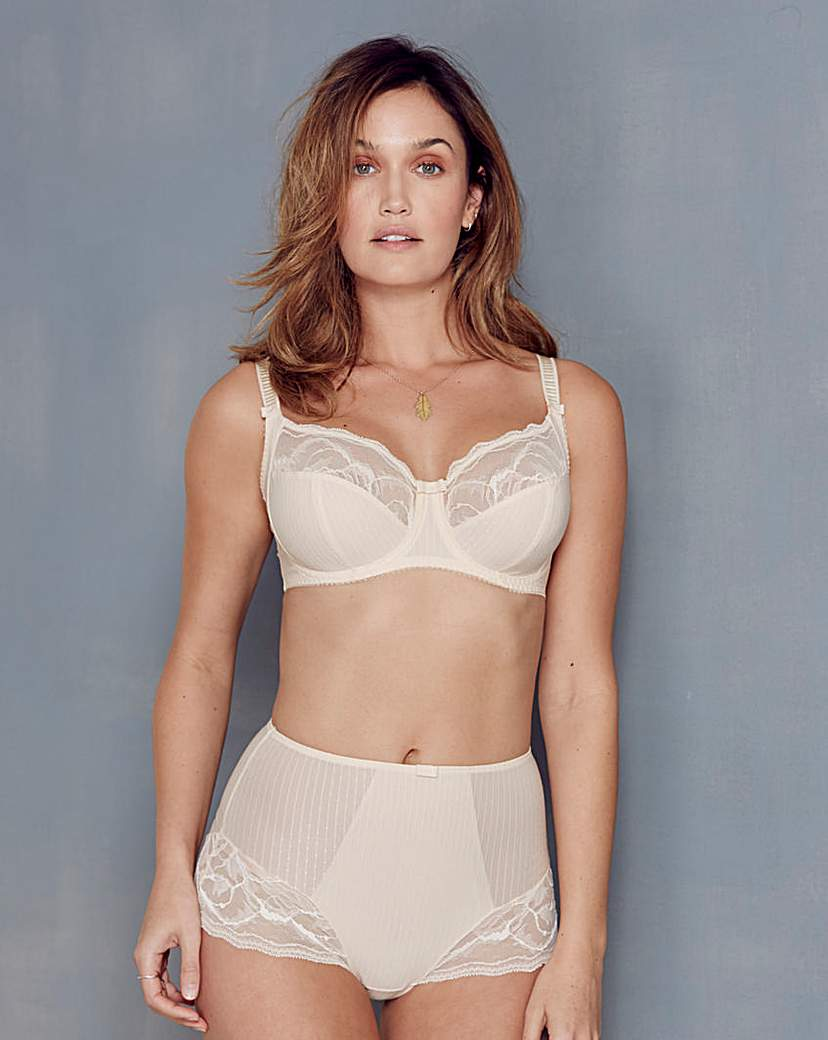 Image of Fantasie Zoe Soft Beige Balcony Bra