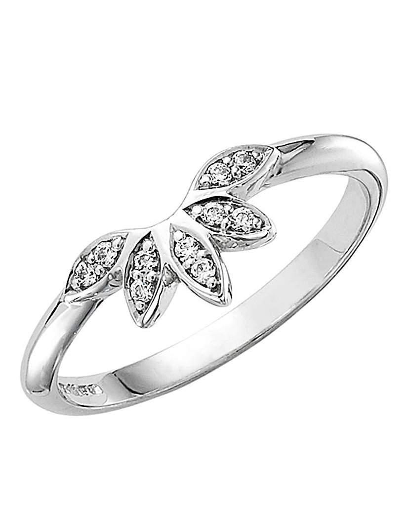 Image of 18 Carat Gold Bella Diamond Ring