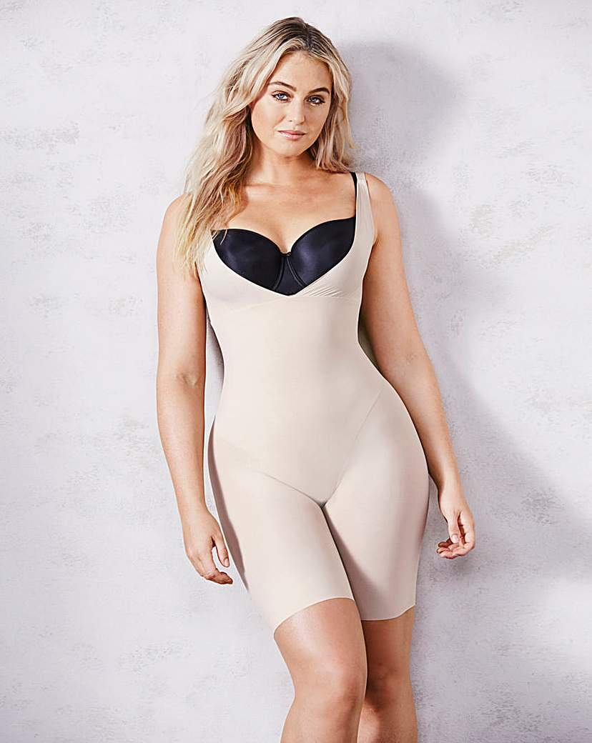 Maidenform Maidenform Take Inches Off Latte Singlet