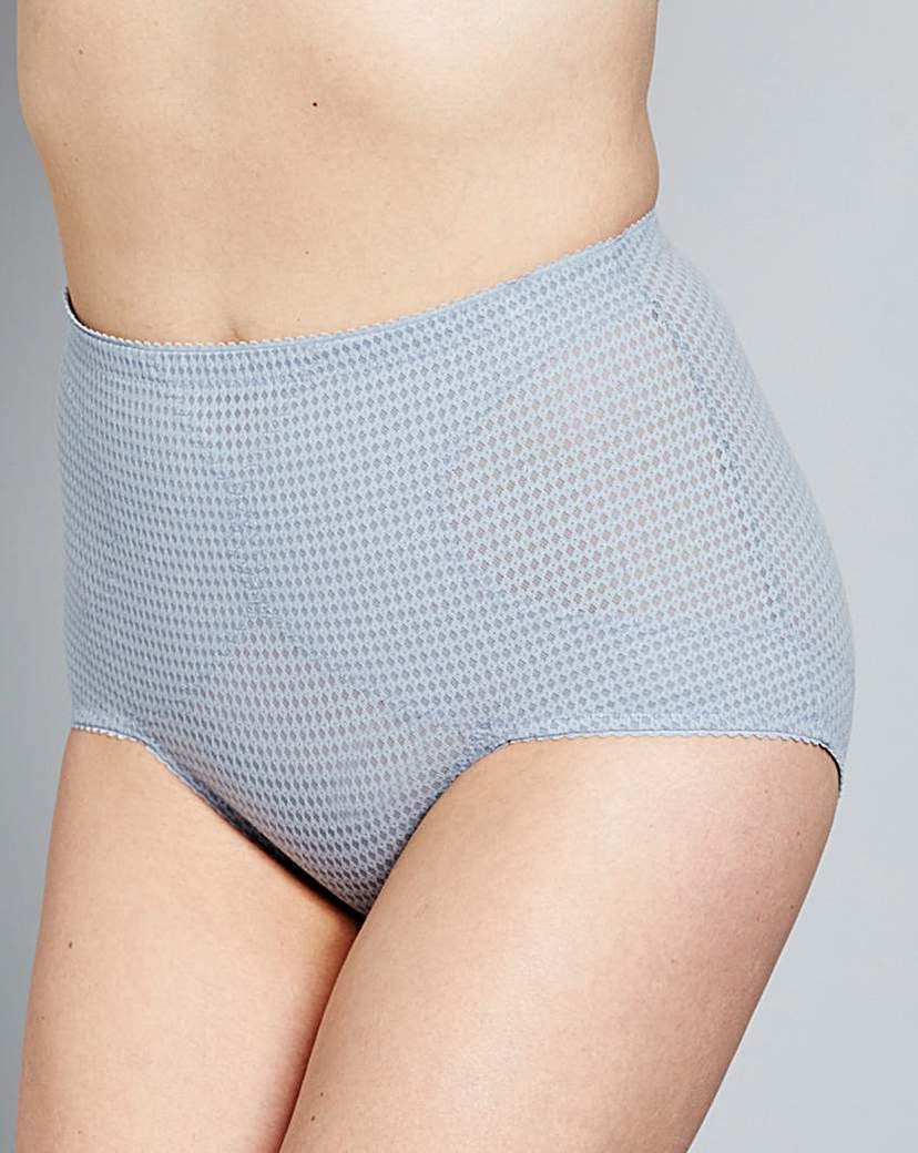 Women's Underwear Miss Mary Blue Pantee Girdle