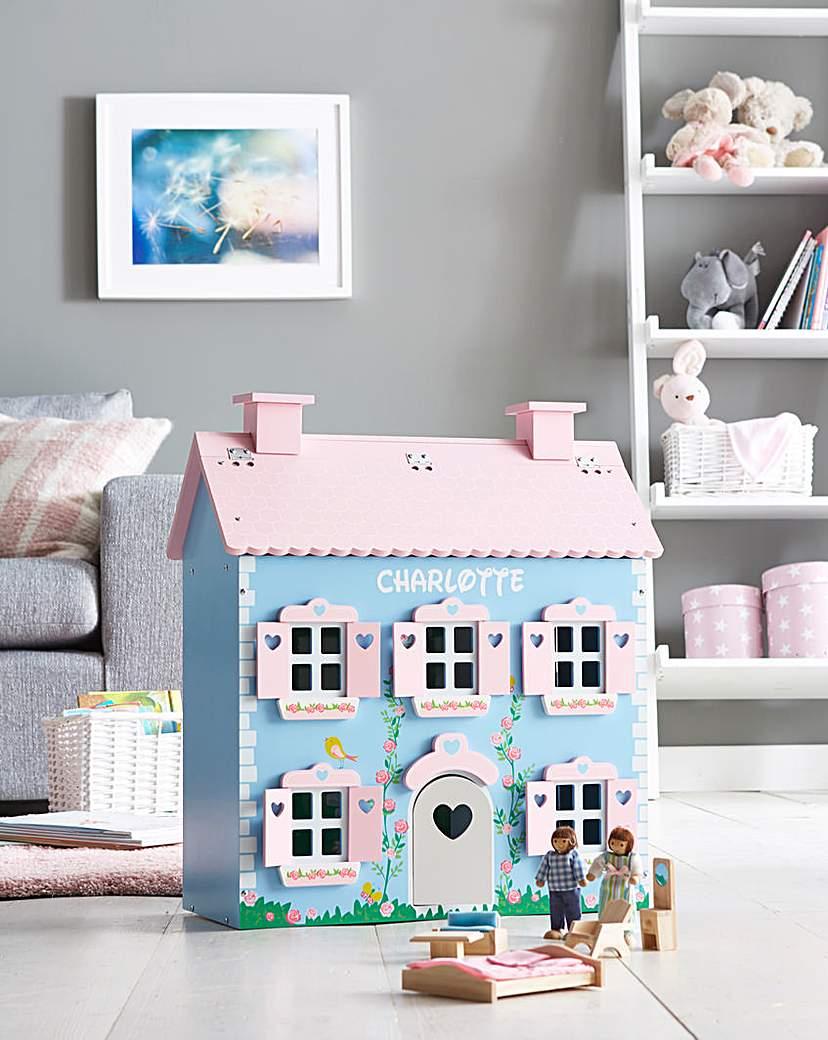 Image of Rose Cottage Dolls House