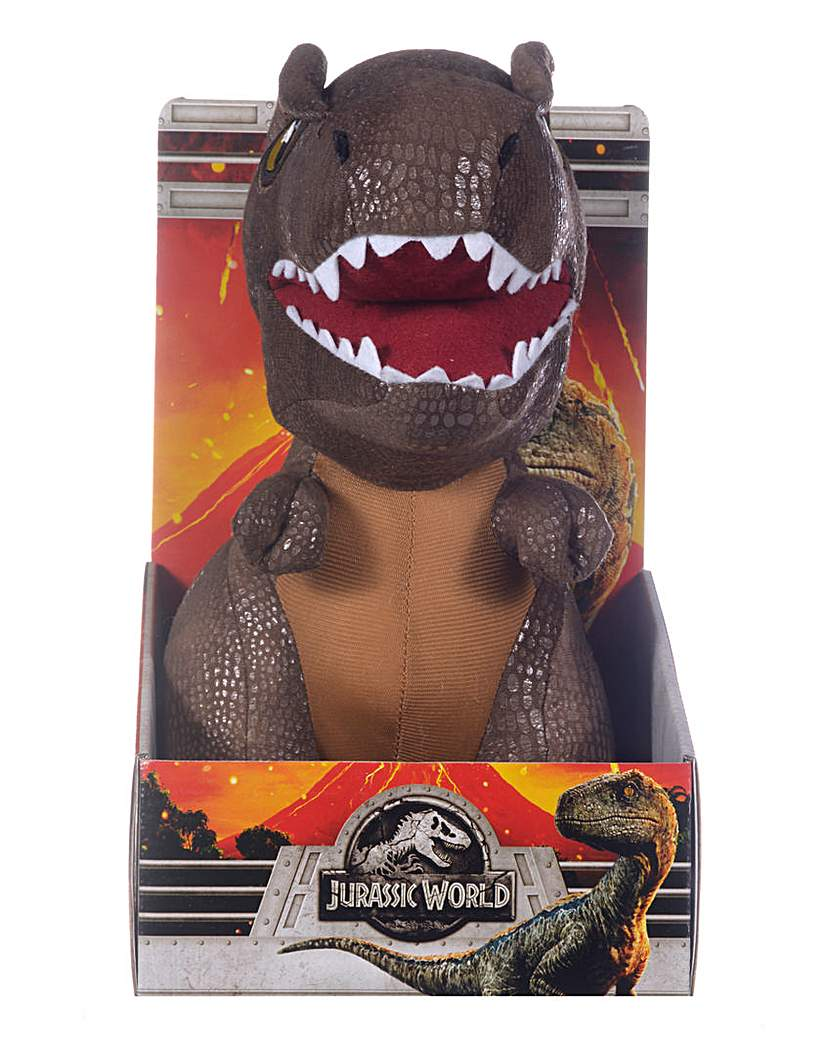 Image of Jurassic World 2 T-Rex in Gift Box