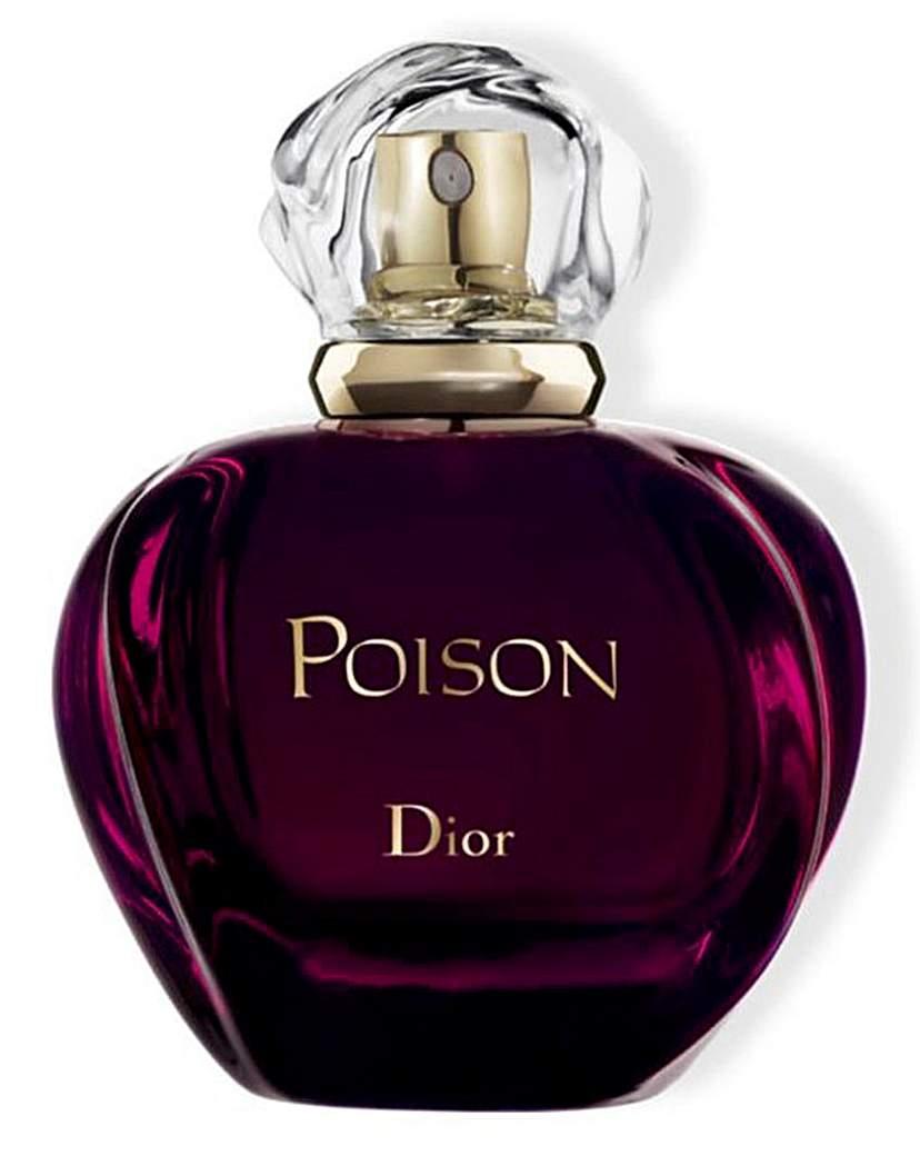 Dior Dior Poison EDT Spray 50ml