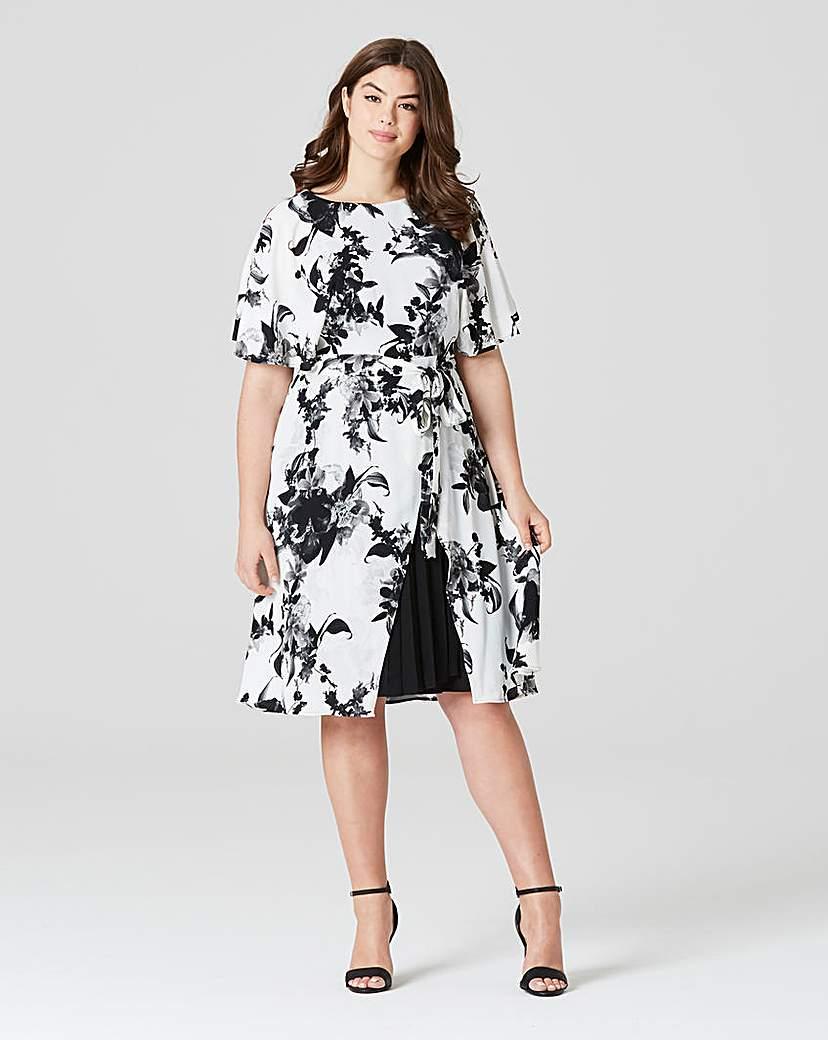 Coast Lewes Printed Elina Dress