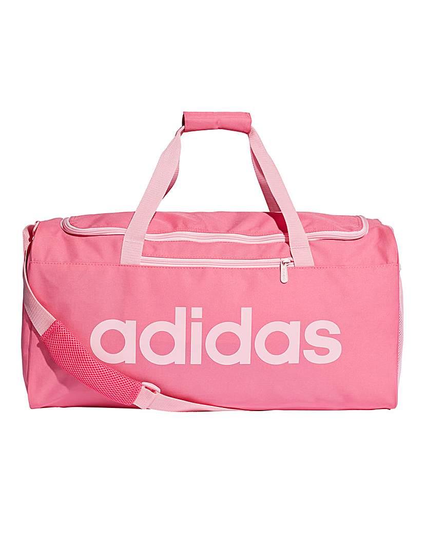 adidas Medium Linear Duffle Bag