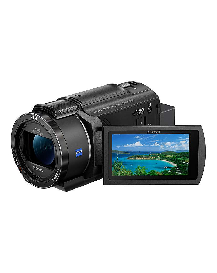 Sony FDR-AX43 Ultra HD Camcorder