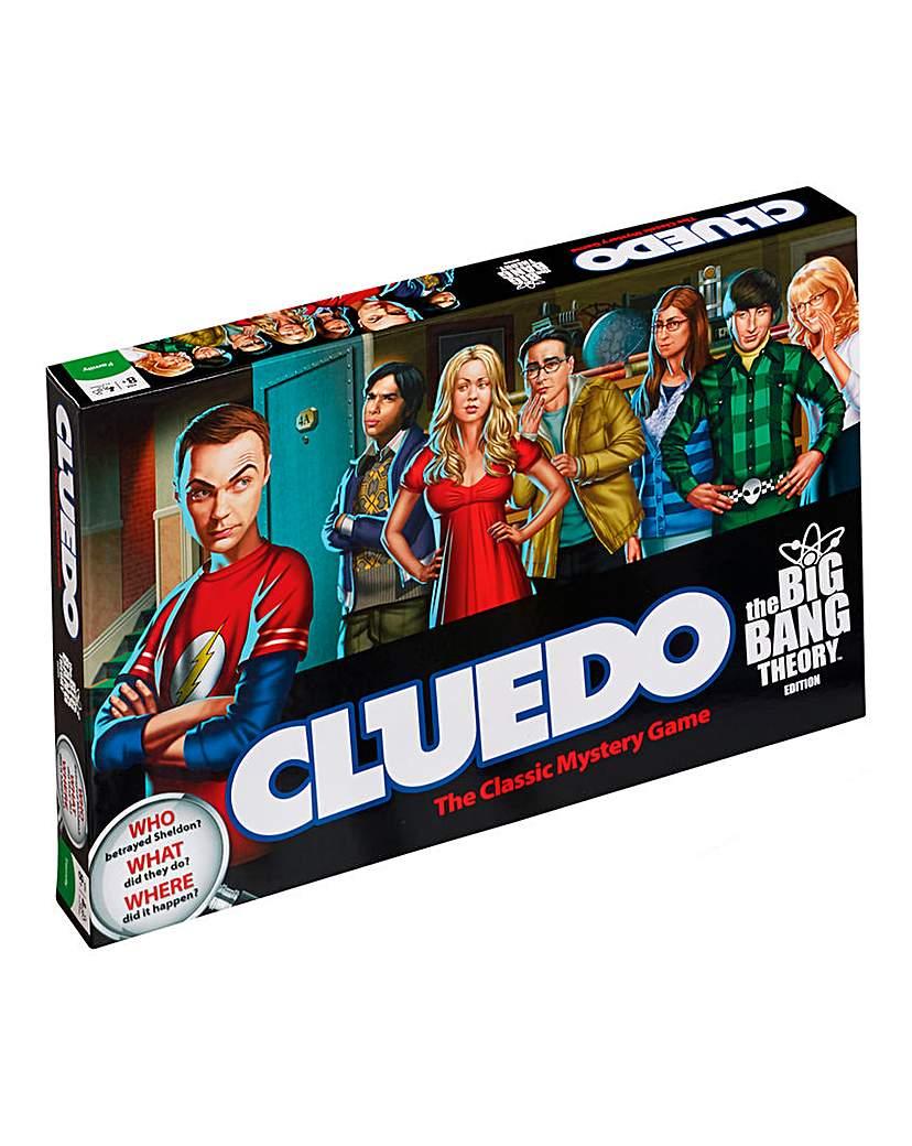 Image of Cluedo - The Big Bang Theory