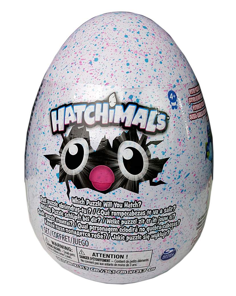 Image of Hatchimals Puzzle in an Egg