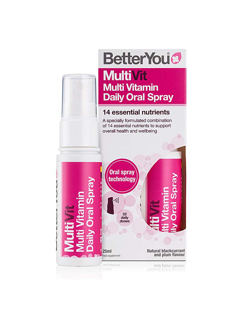 BetterYou MultiVit Oral Spray