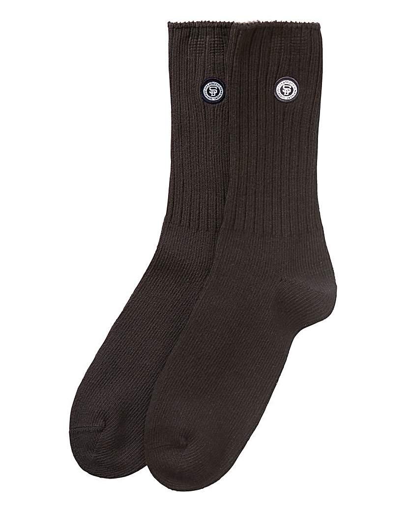 Superdry University Pack of 2 Socks