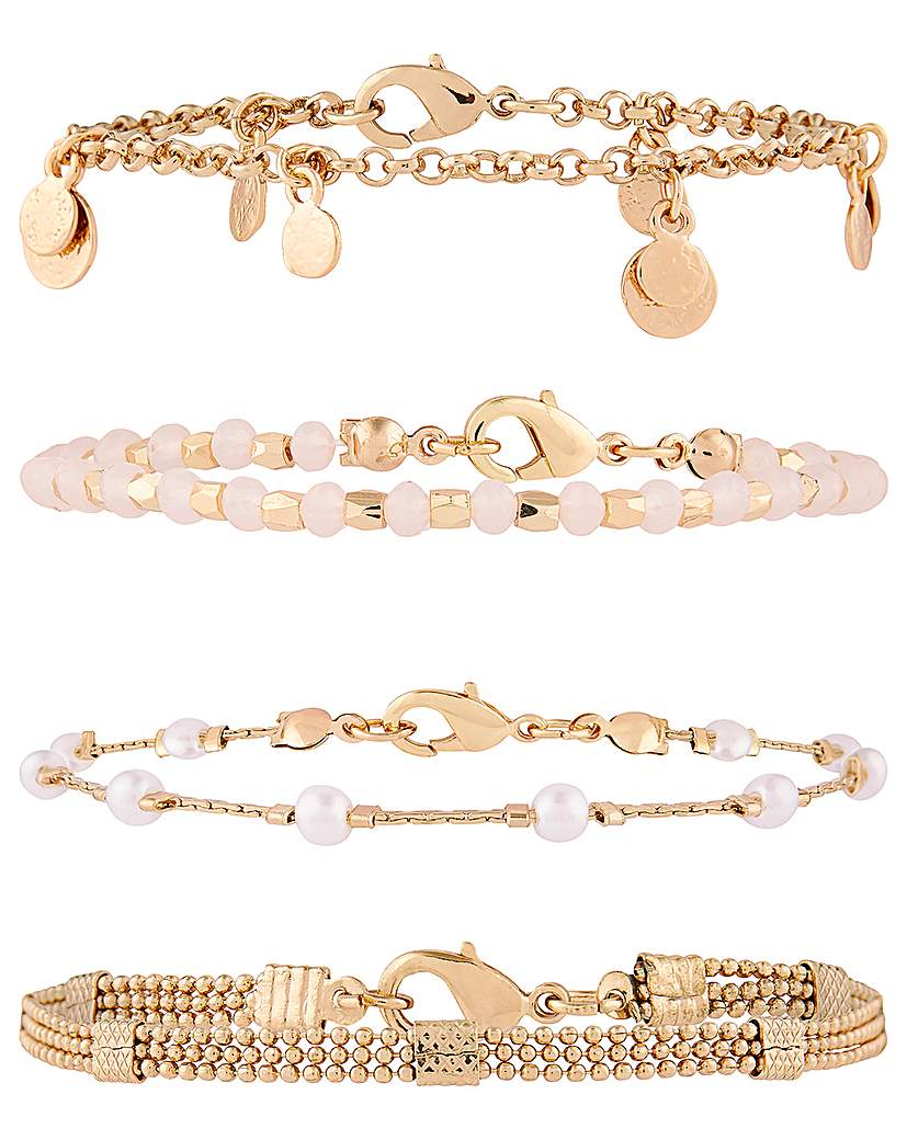 Accessorize 4X Pearly Friendship Pack