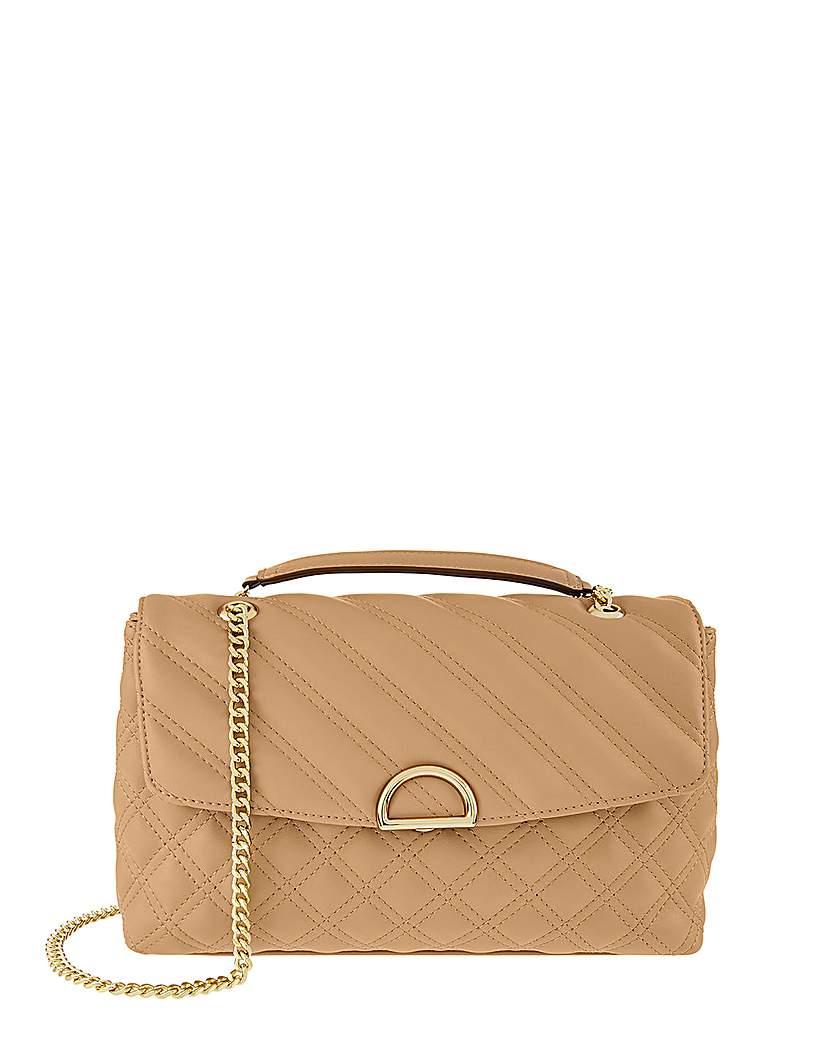 Accessorize Ayda Quilted Shoulder Bag