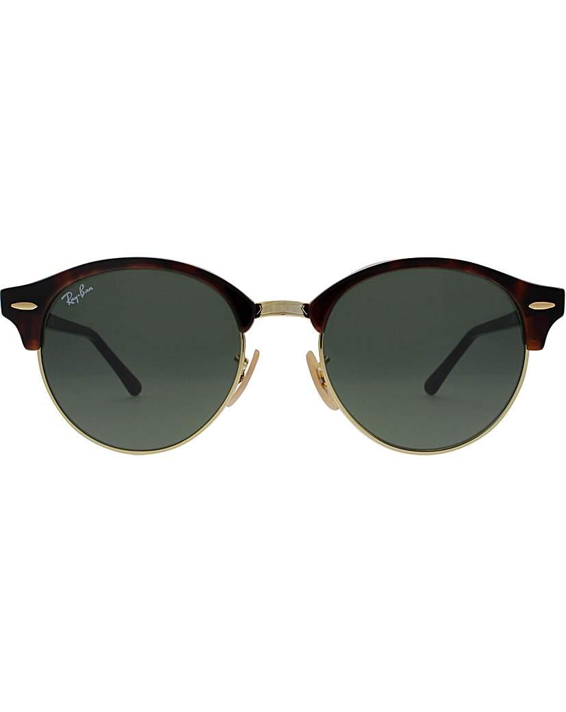 Ray-Ban Classic Clubround Sunglasses