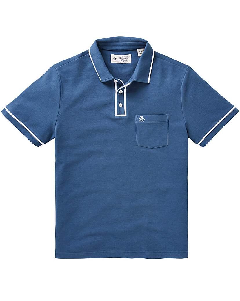1960s – 1970s Mens Shirts- Dress, Mod, T-Shirt, Turtleneck Original Penguin Earl Polo £55.00 AT vintagedancer.com