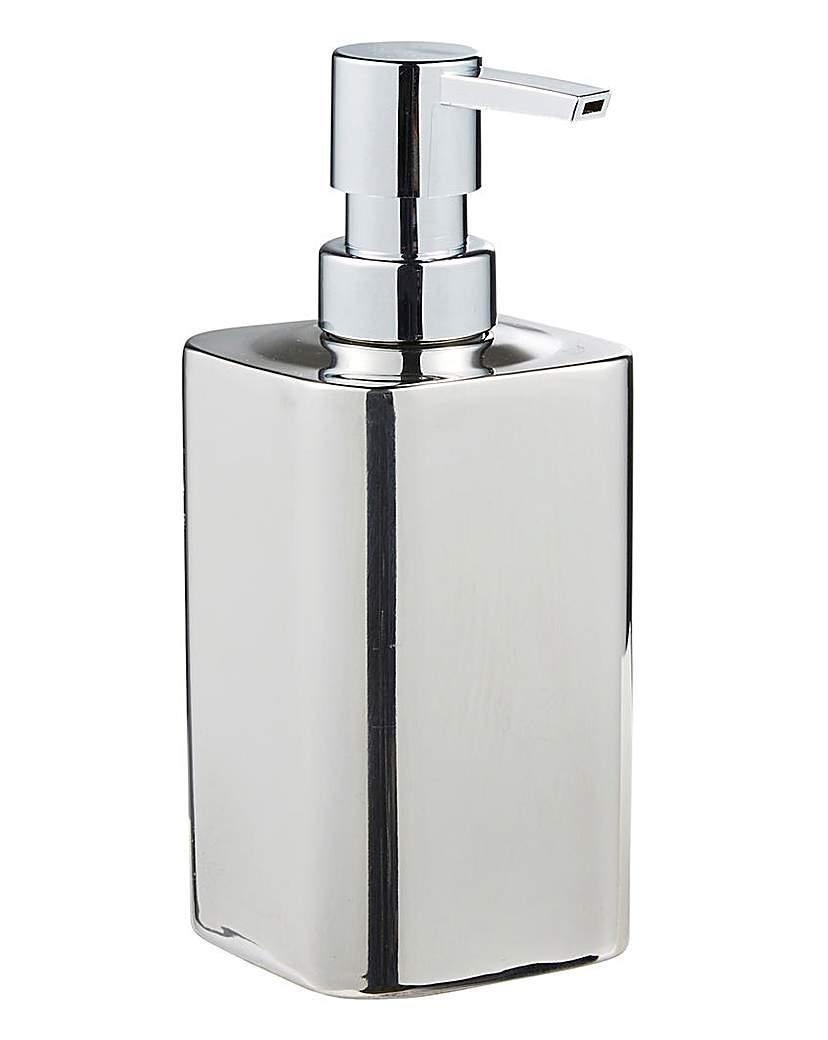 Image of Stainless Steel Soap Dispenser