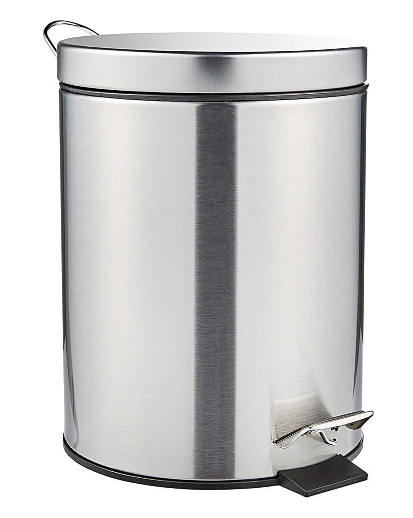 Image of 5L Stainless Steel Pedal Bin