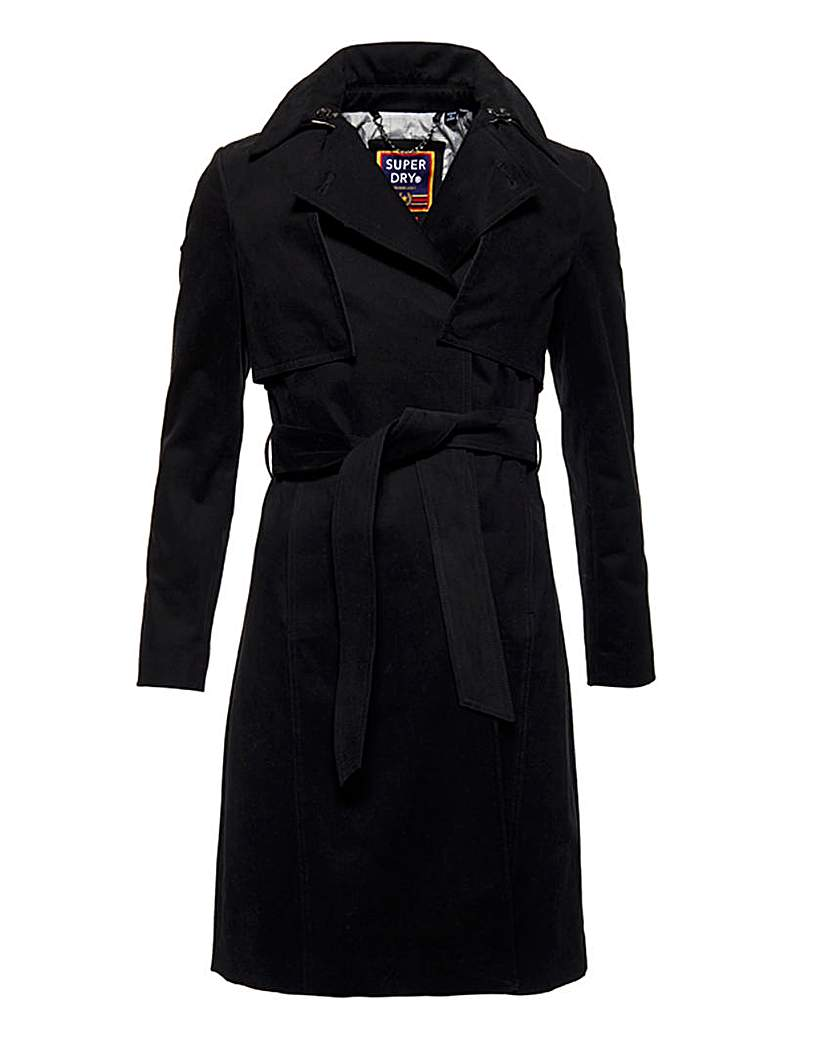 Superdry Superdry Sirena Trench