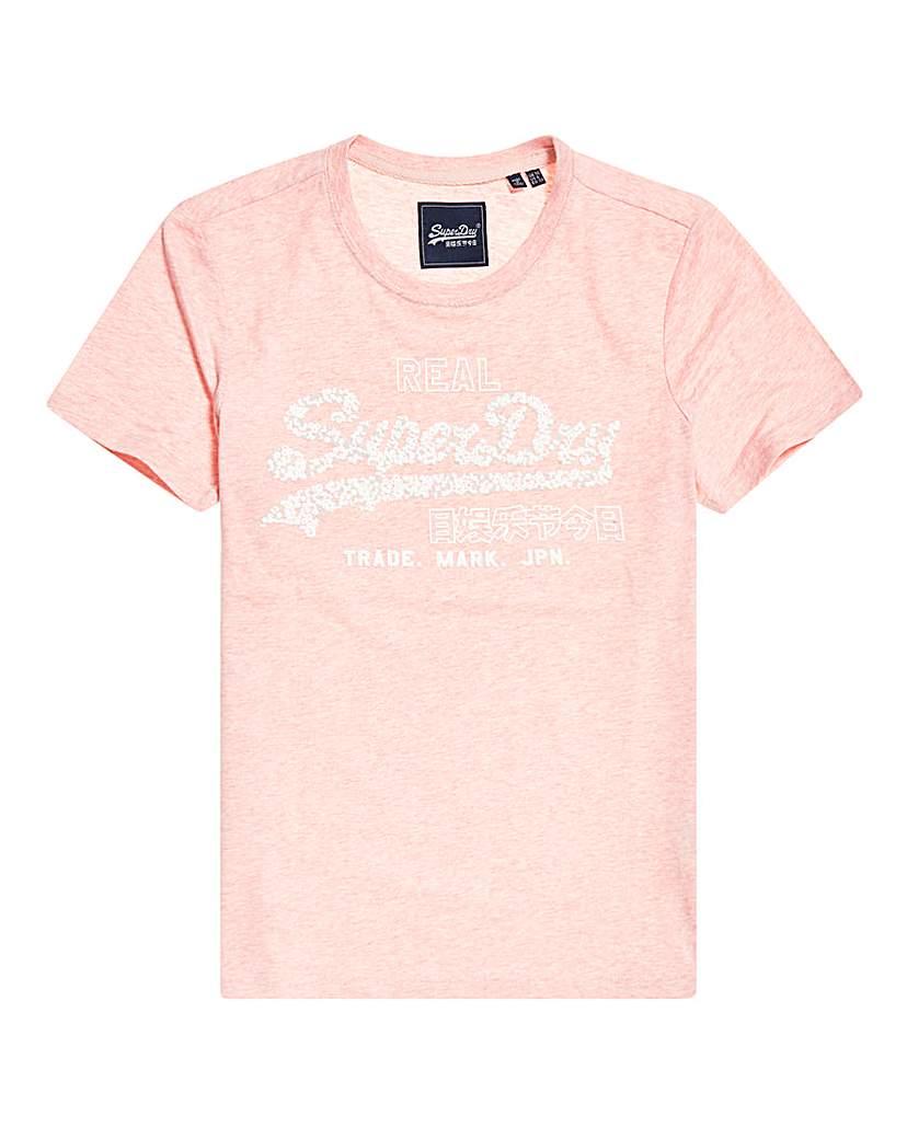 Superdry Superdry Floral T-Shirt