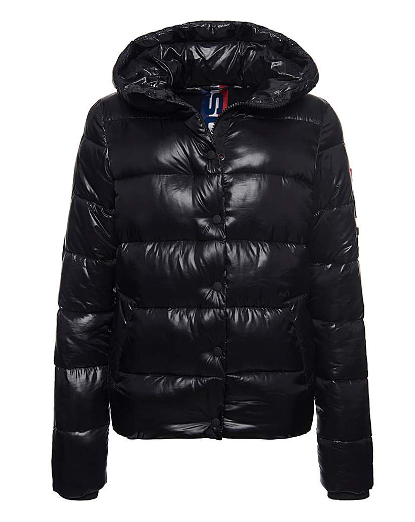 Superdry Superdry High Shine Toya Puffer