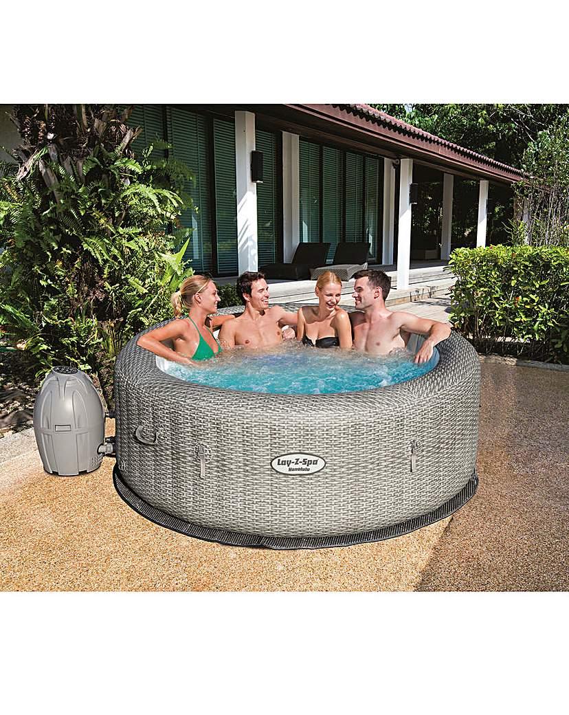 Image of Lay-Z-Spa Honolulu