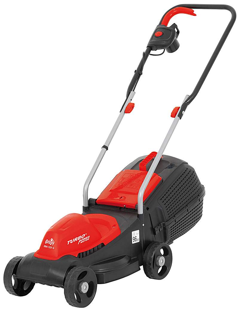 Image of Grizzly ERM 1231G Electric Lawn Mower