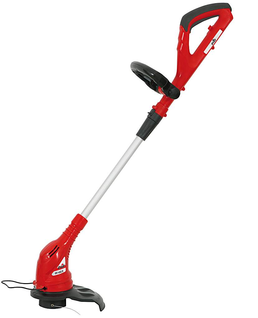 Image of Grizzly ERT450/8 Lawn and Edge Trimmer