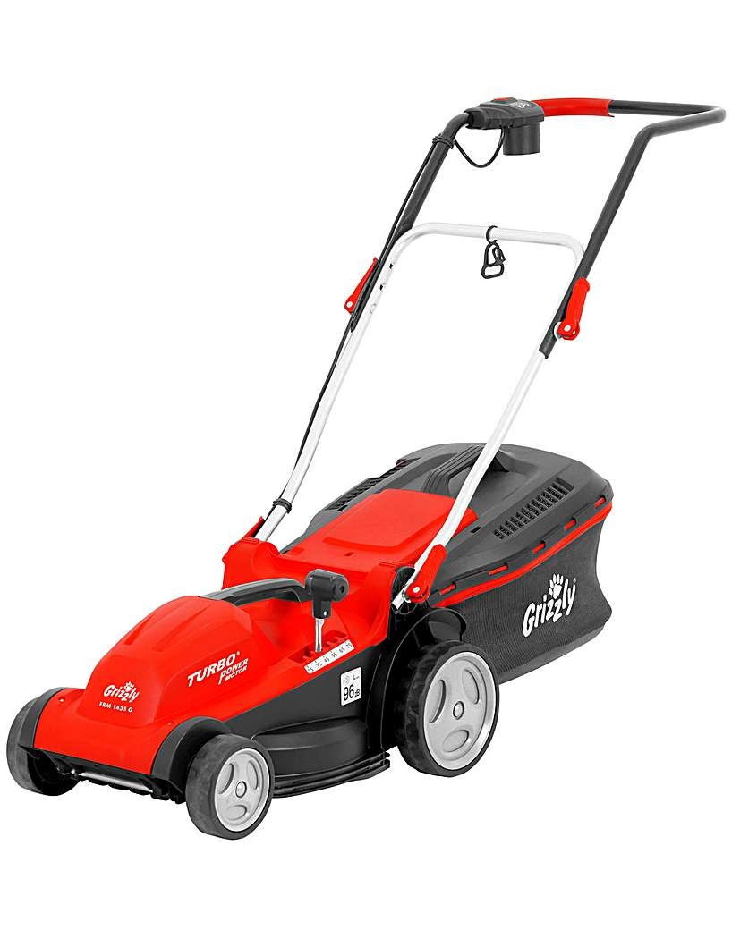 Image of Grizzly ERM 1435 G Electric Mower