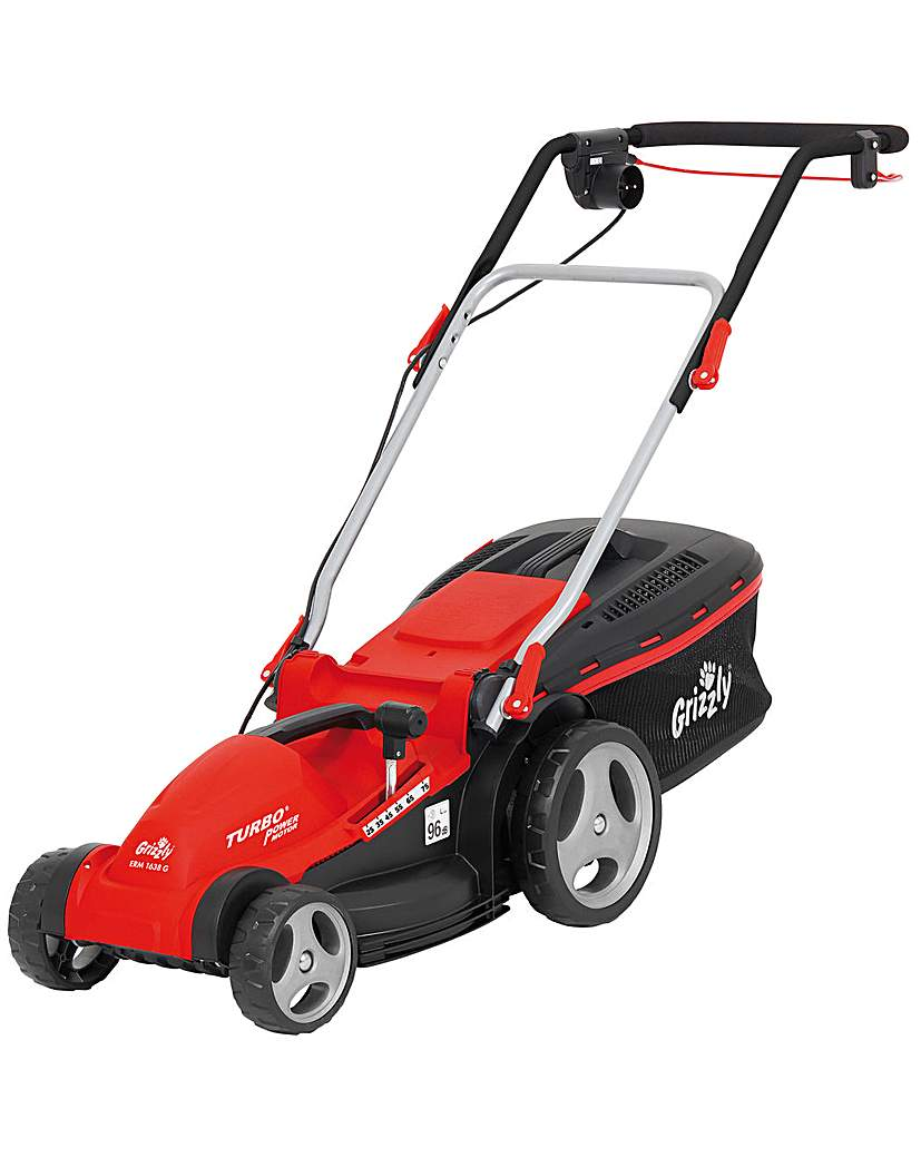 Image of Grizzly ERM 1638 G Electric Mower