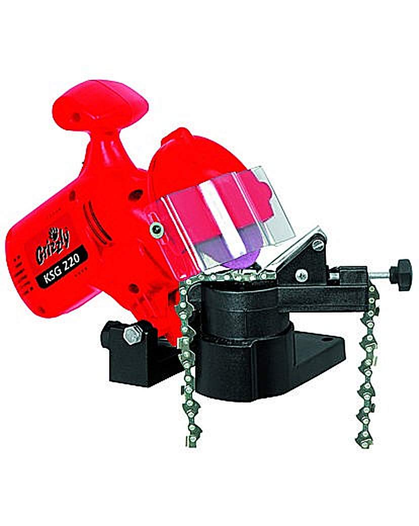 Image of Grizzly KSG 220 Chainsaw Chain Sharpener