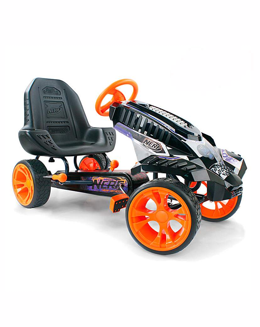 Nerf Battle Racer Go Kart