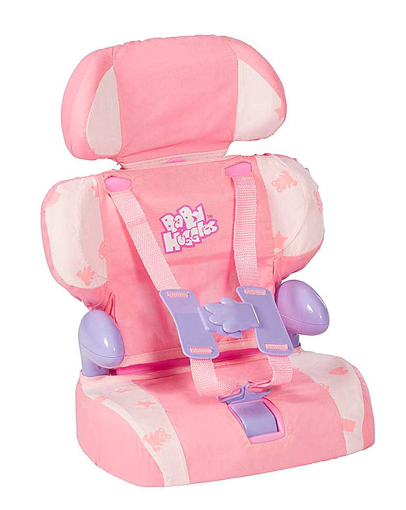 Image of Baby Doll Car Booster Seat