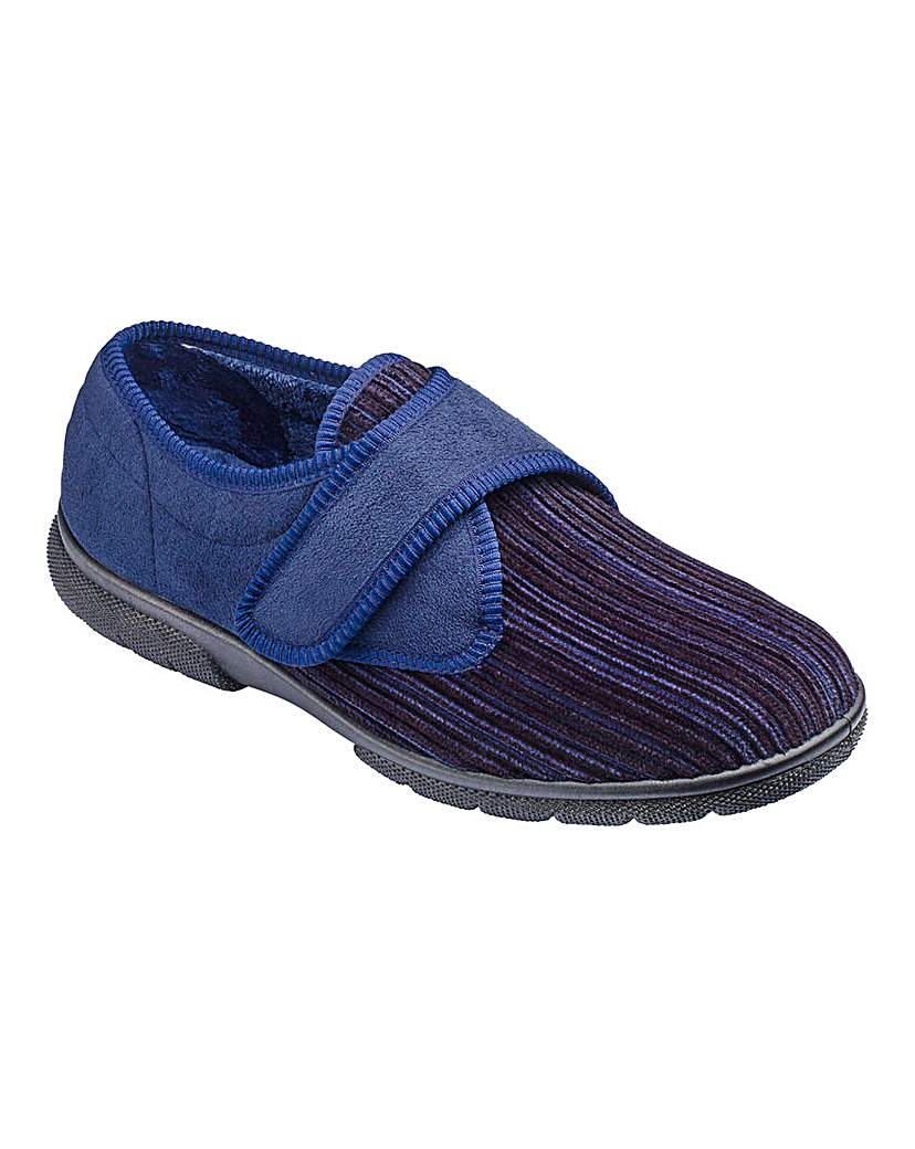 DB Shoes Thomas Slippers Wide/Extra Wide