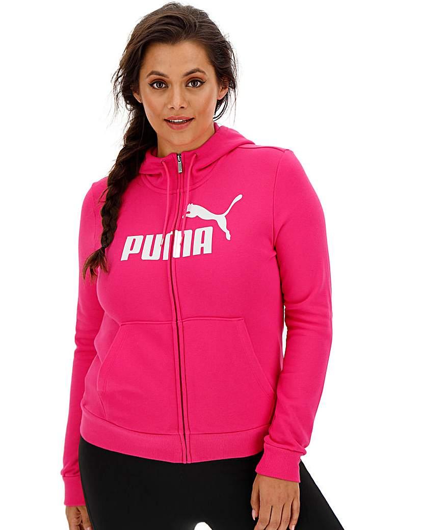 Puma Ladies Essential Logo Hoody