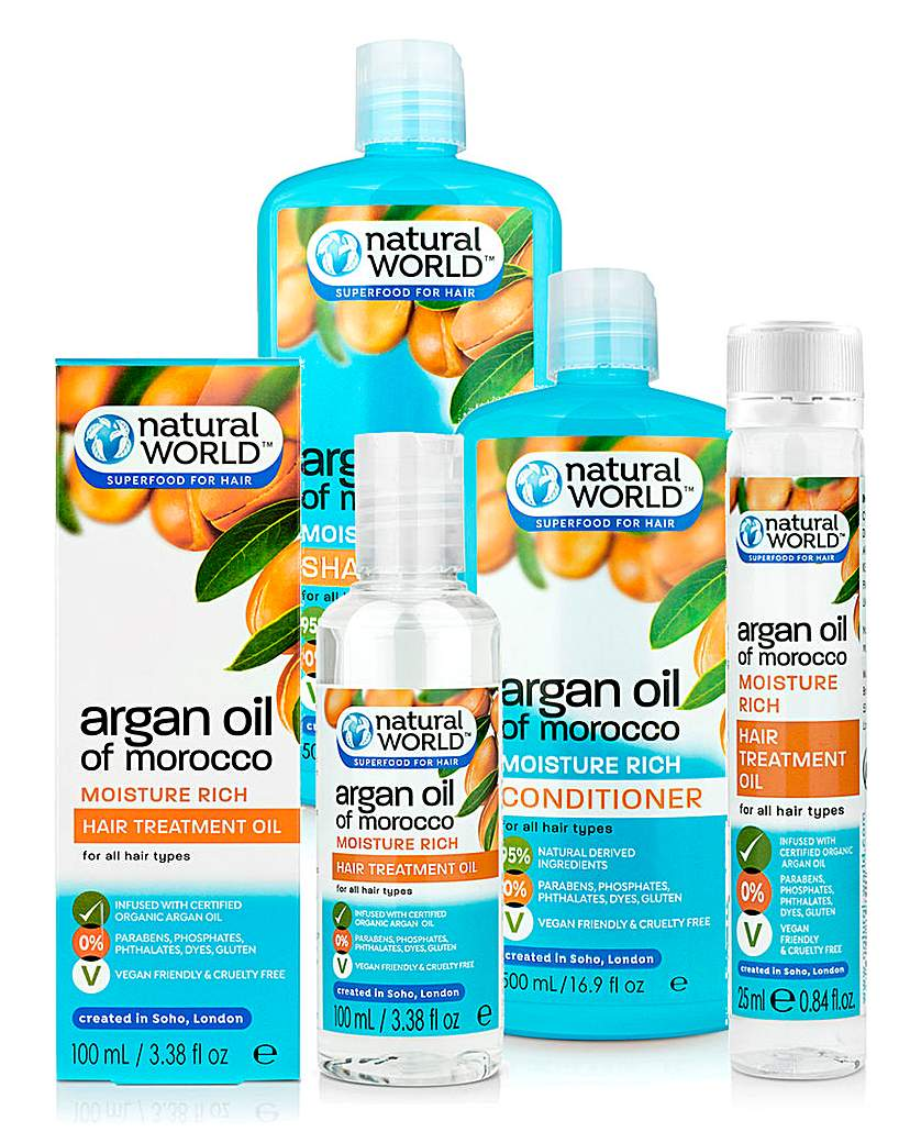 Moroccan Argan Oil Hair Pack