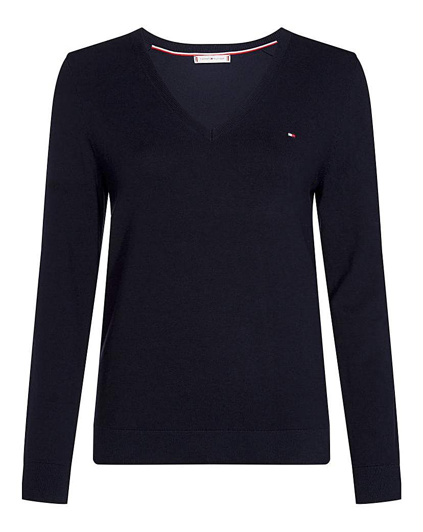 Tommy Hilfiger Heritage V-neck Sweater