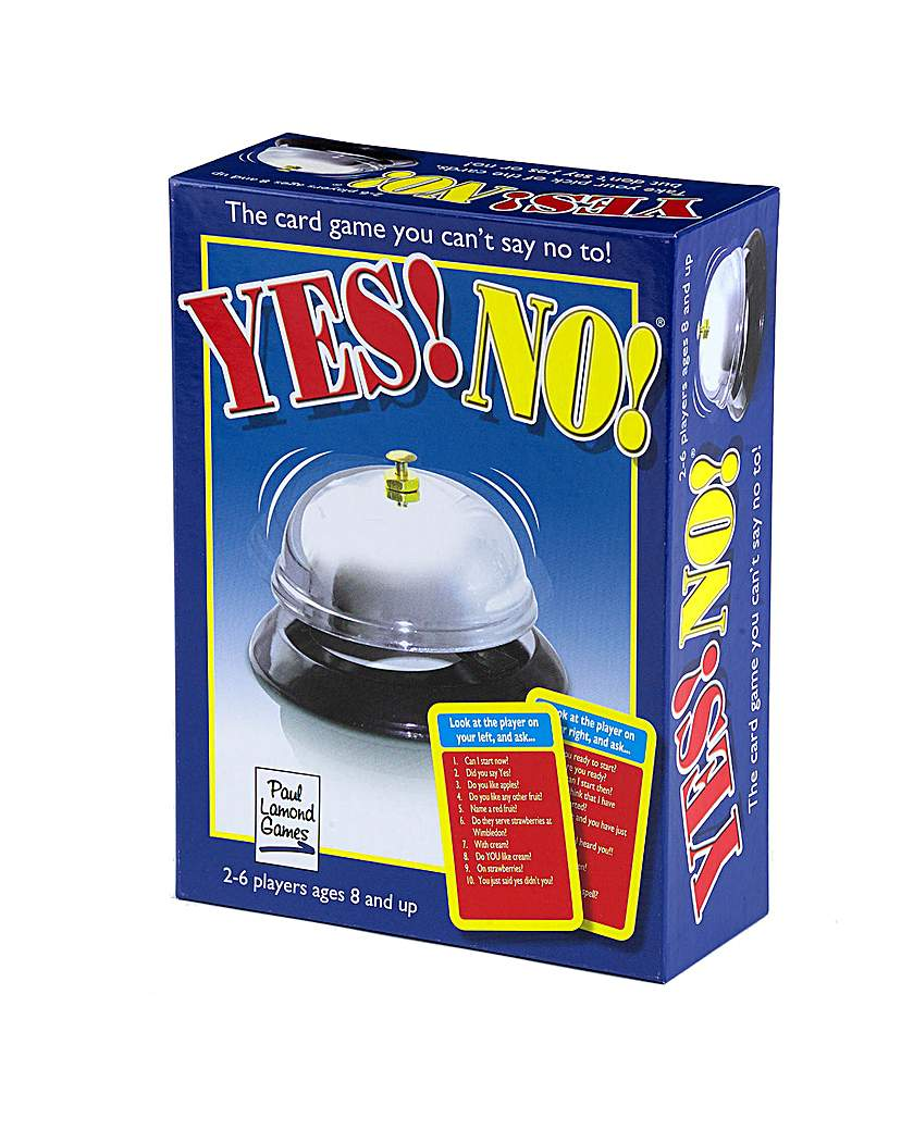 Image of The Yes/No Game