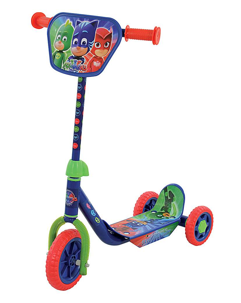 Image of PJ Masks My First Tri Scooter