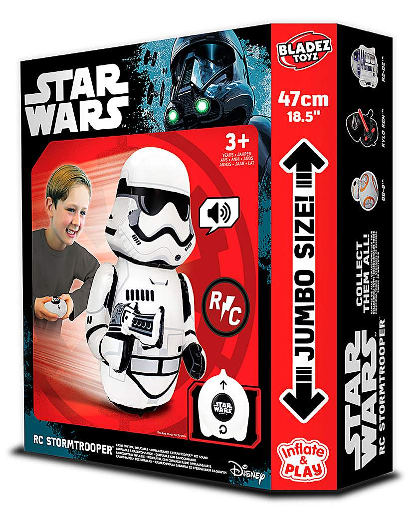 Image of RC Inflatable Star Wars Stormtrooper