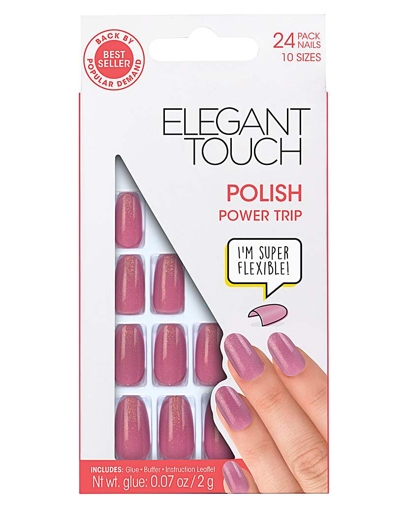 Elegant Touch Elegant Touch Polished Nail Power Trip