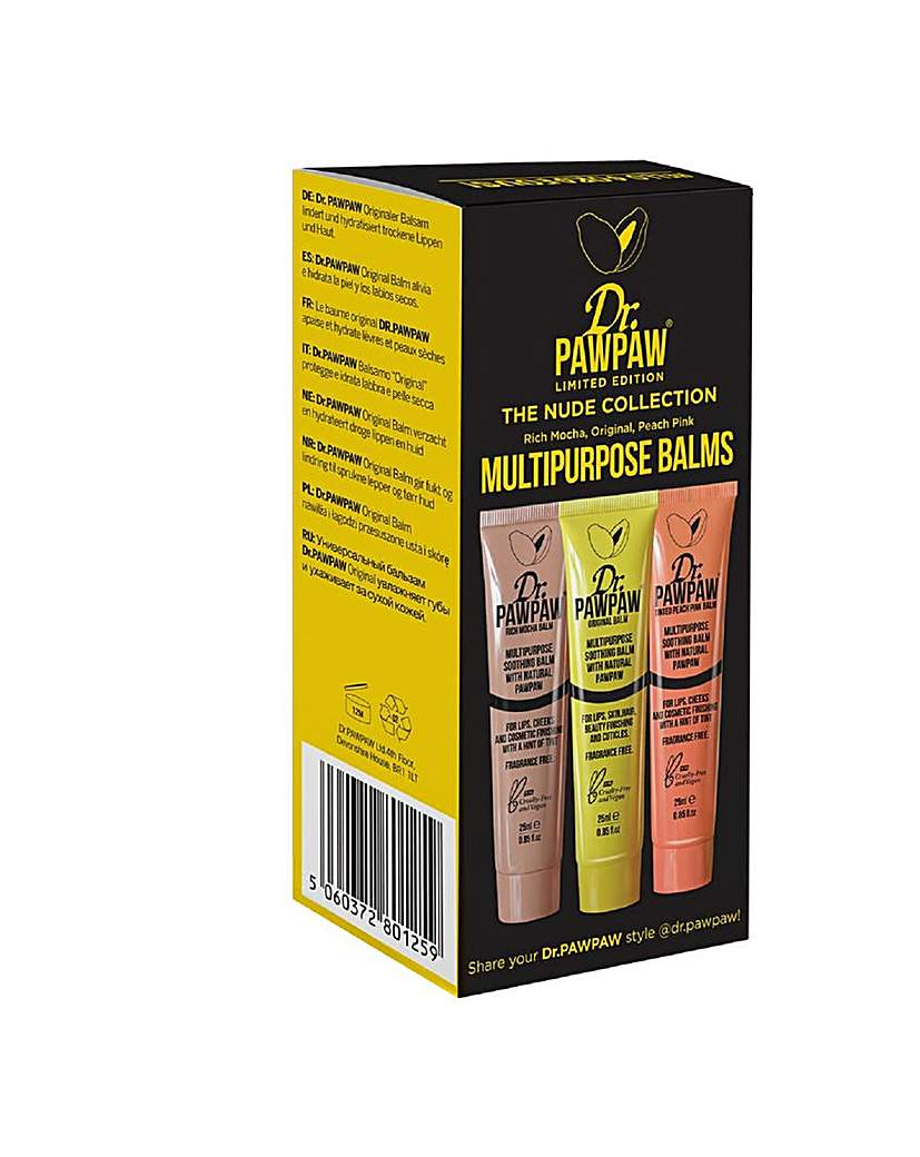Dr PawPaw Dr PAWPAW The Nude Collection Balm