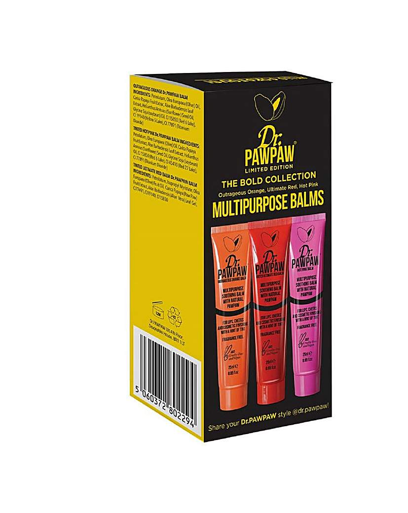 Dr PawPaw Dr PAWPAW The Bold Collection Balm