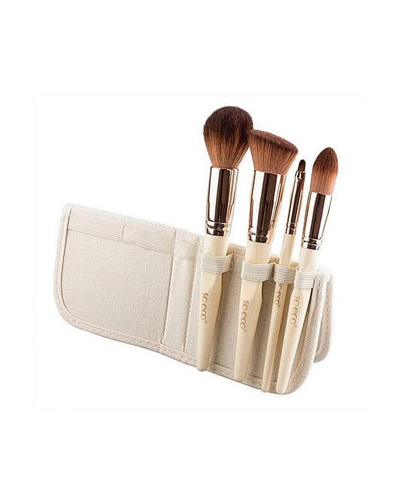 So Eco So Eco Face Makeup Brush Set