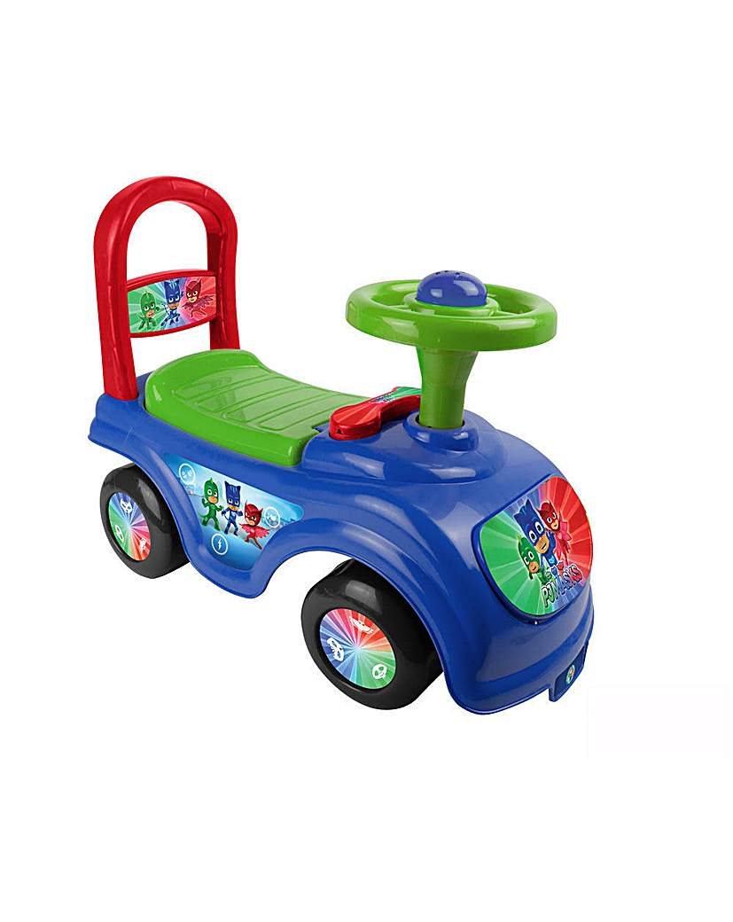 Image of PJ MASKS Kid's My First Ride-on