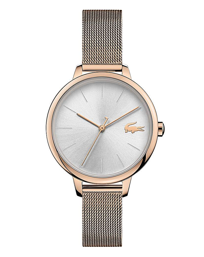 Lacoste Lacoste Ladies Cannes Mesh Strap Watch