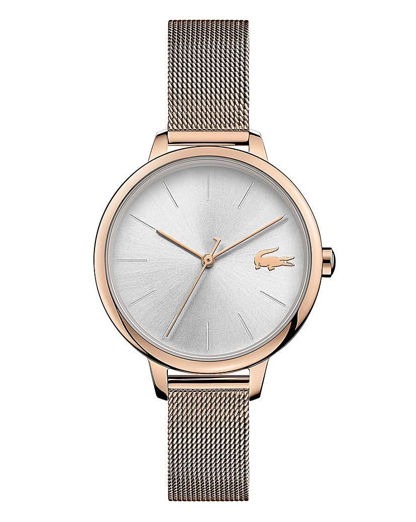 Lacoste Lacoste Ladies Cannes Mesh Strap Watch