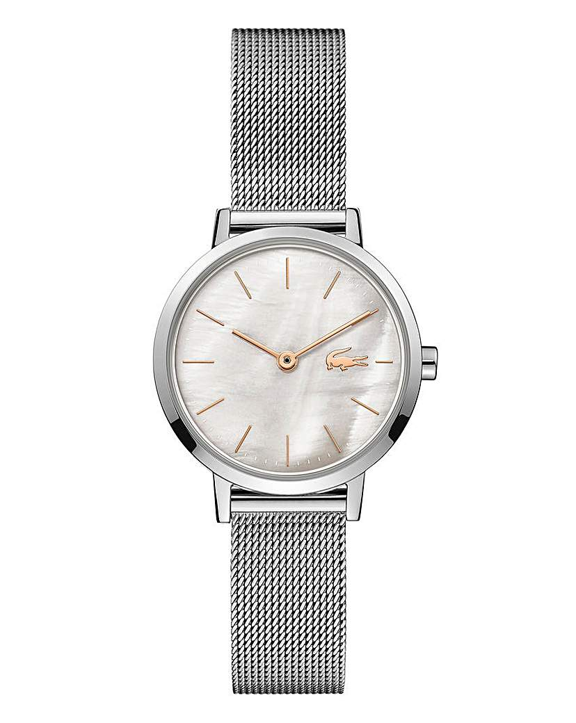 Lacoste Lacoste Ladies Moon Mesh Watch